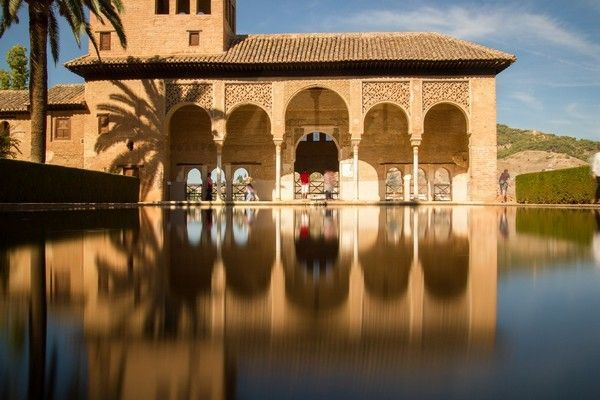 granada alhambra andalusia
