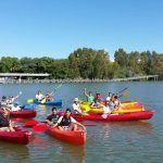 guadalquiveir river seville kayak tour