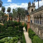 royal alcazar seville gardens