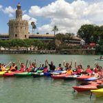seville kayak tour