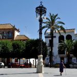 town carmona seville andalusia