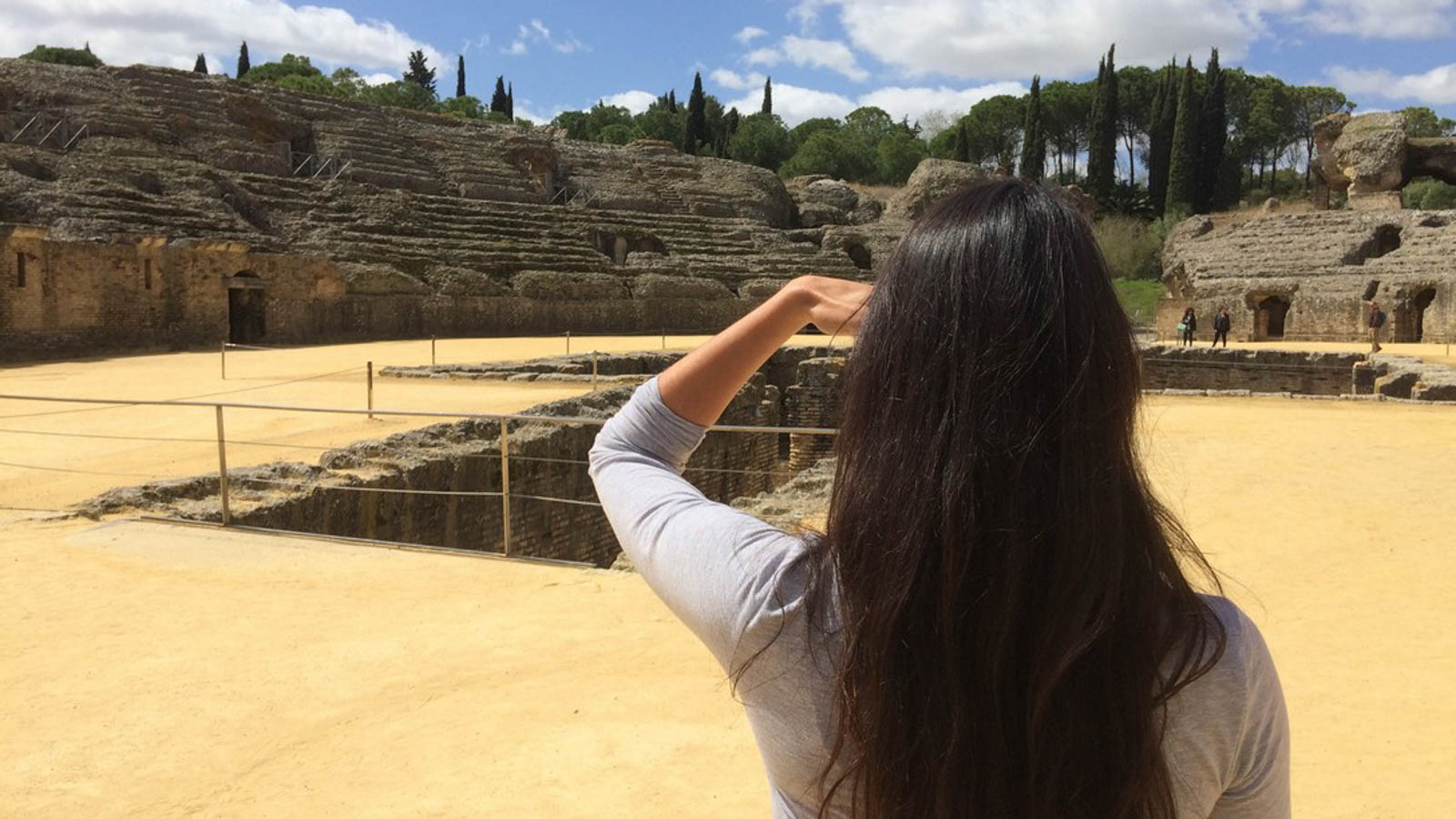 italica guided tour from seville