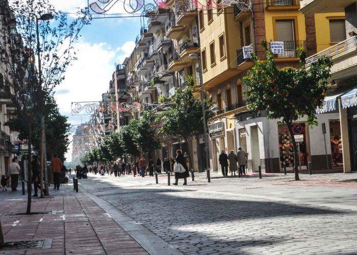 seville asuncion street