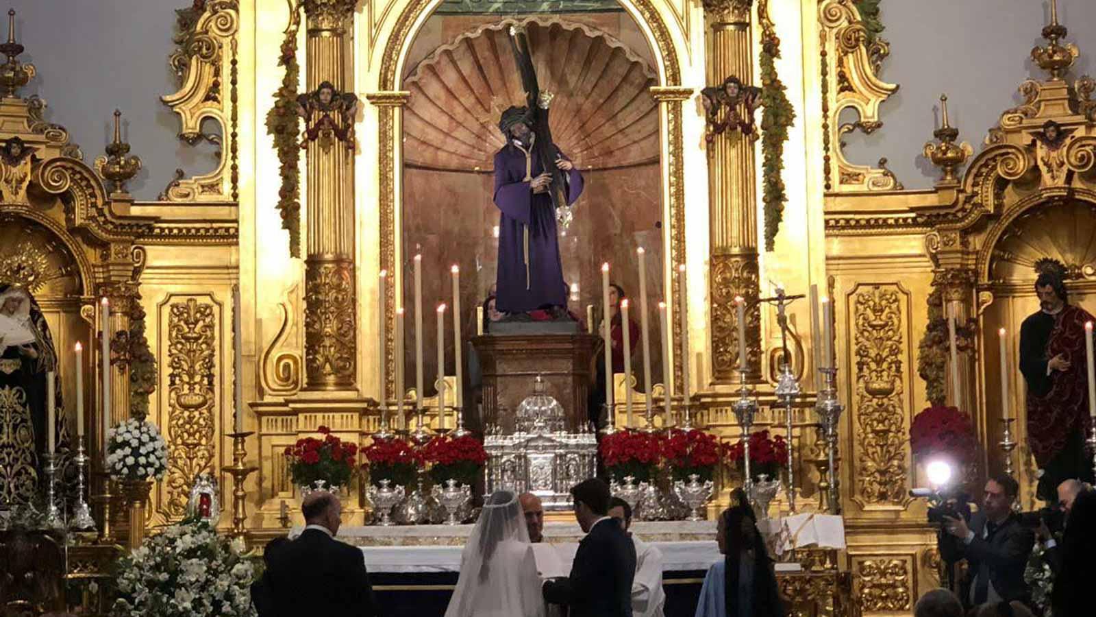 seville basilica jesus del gran poder