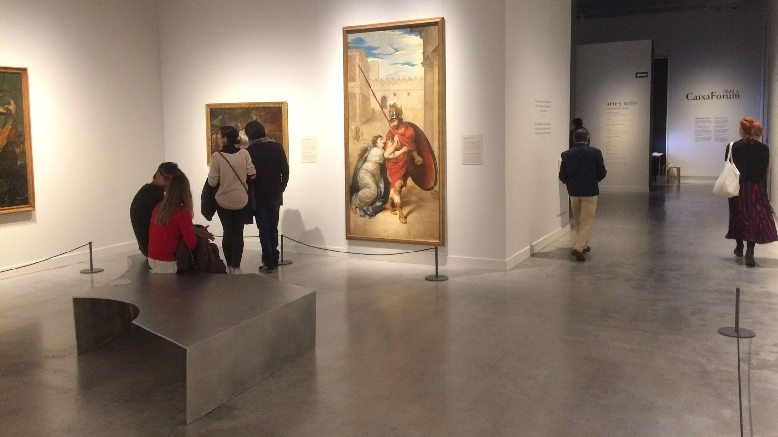 seville caixaforum museum