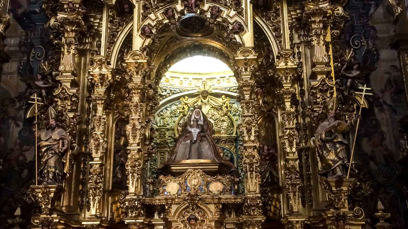 seville church of divine savior