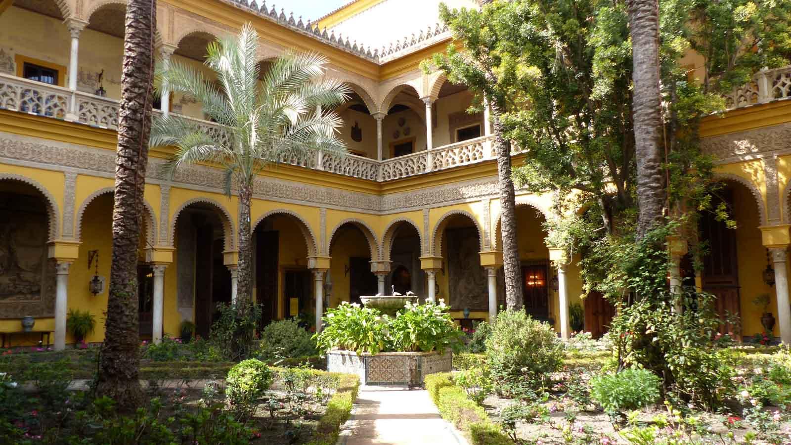 seville duchess alba palace