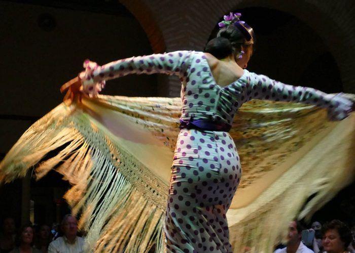 seville flamenco fashion