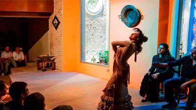 seville flamenco show casa de la mem