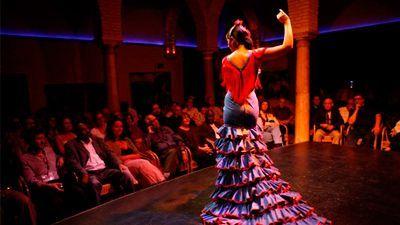 seville flamenco show museo baile flamenco
