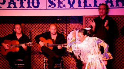 seville flamenco show