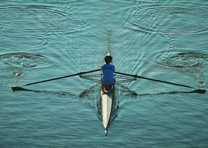 seville guadalquivir river sport
