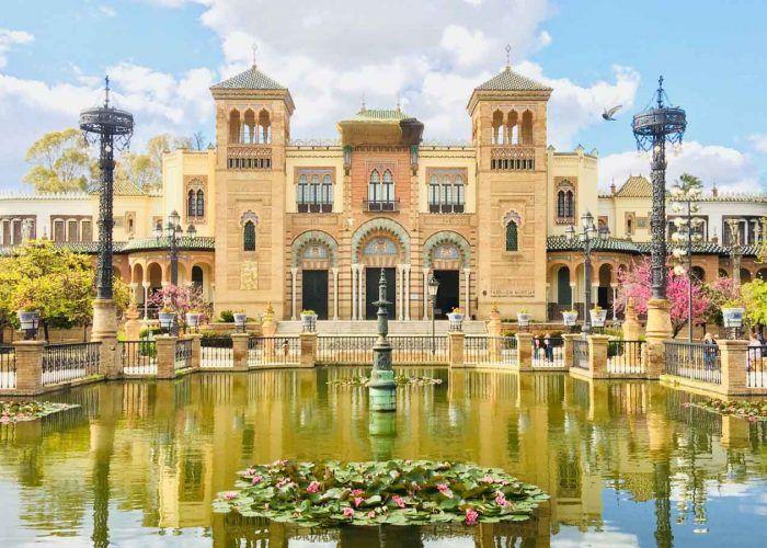 seville museum arts popular customs