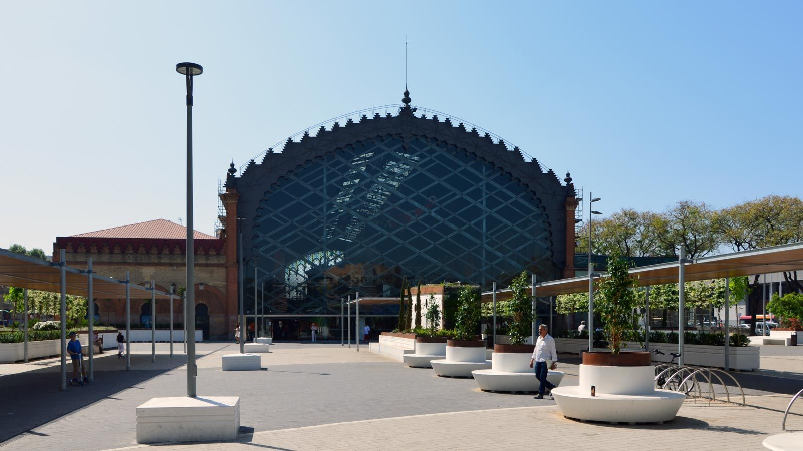 seville plaza de armas shopping mall