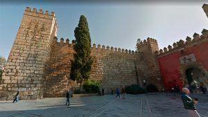seville royal alcazar tour meeting point