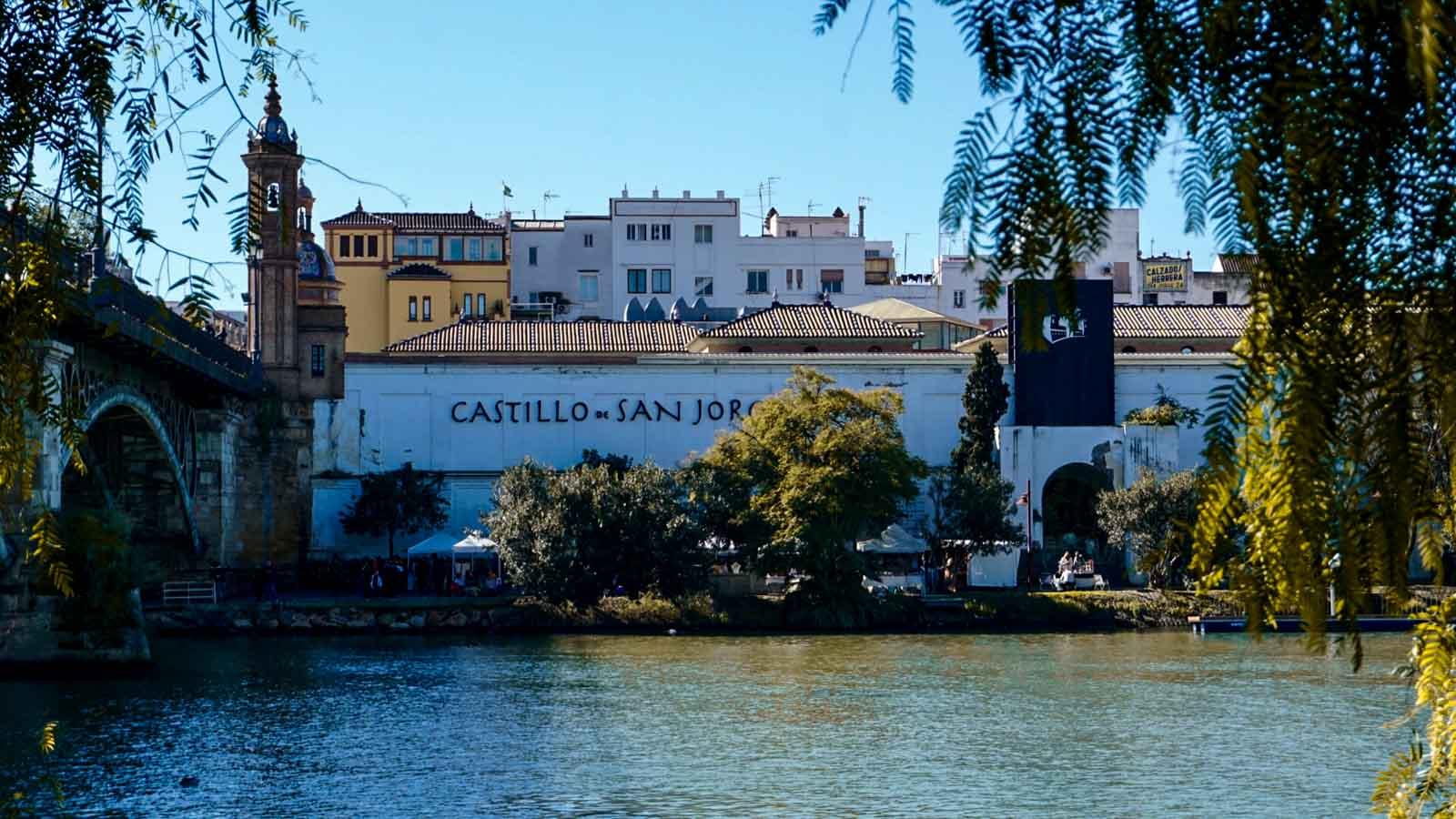 seville san jorge castle