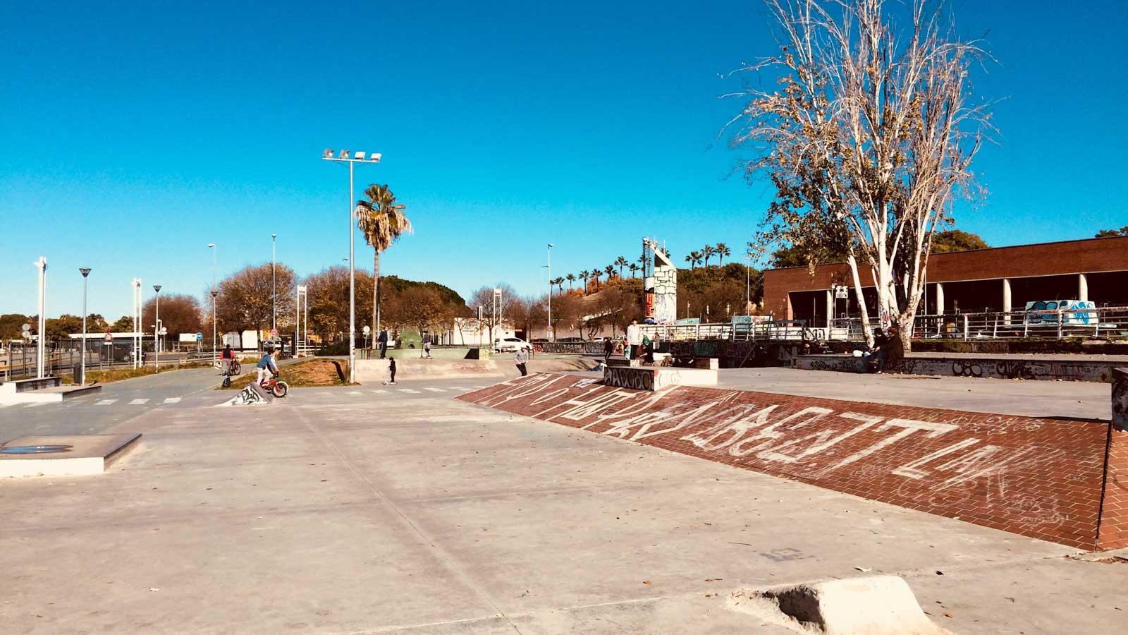seville skate park