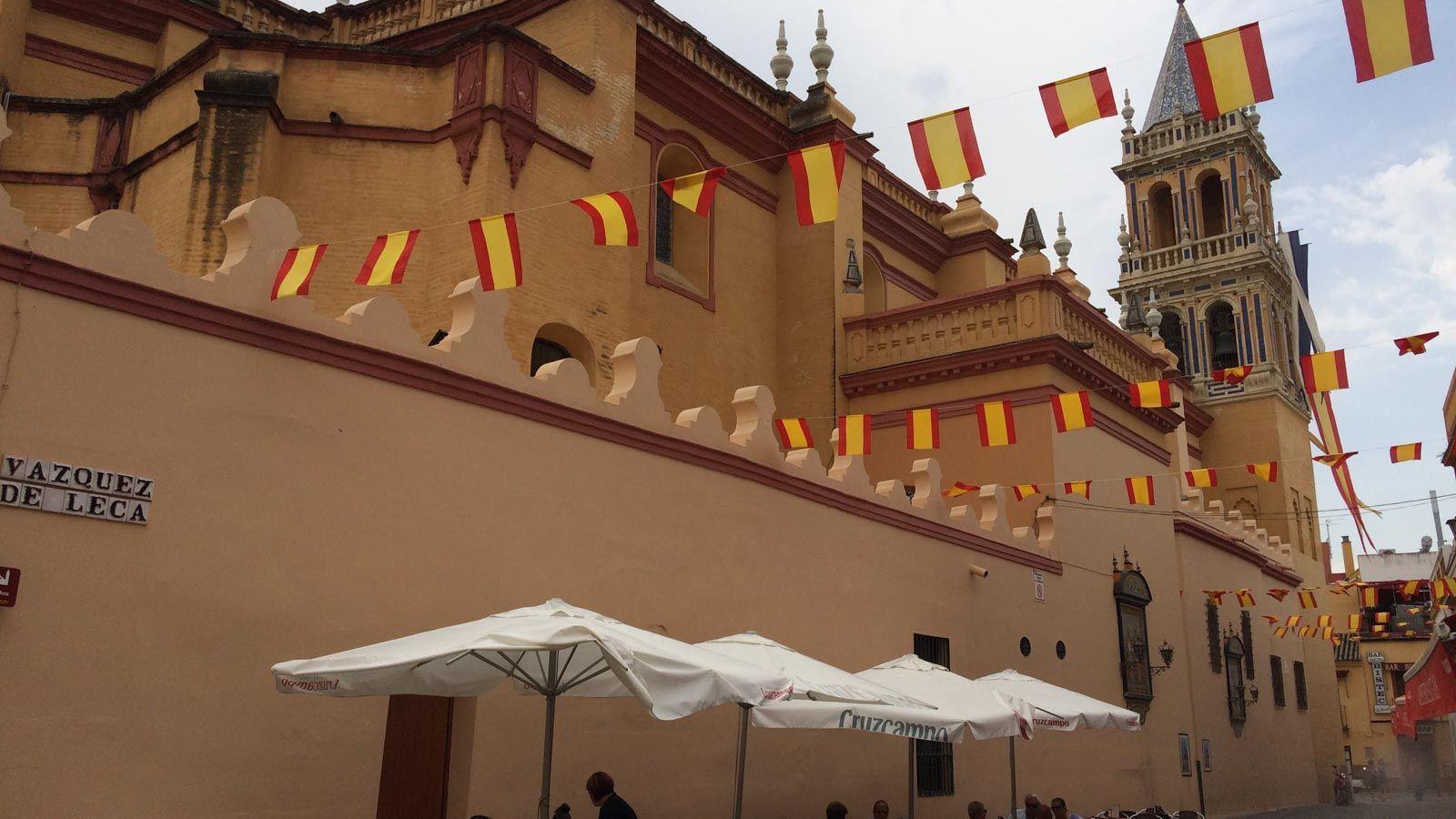 seville st annes church triana