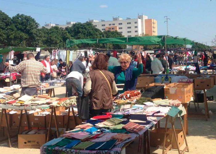 seville hytasa street market