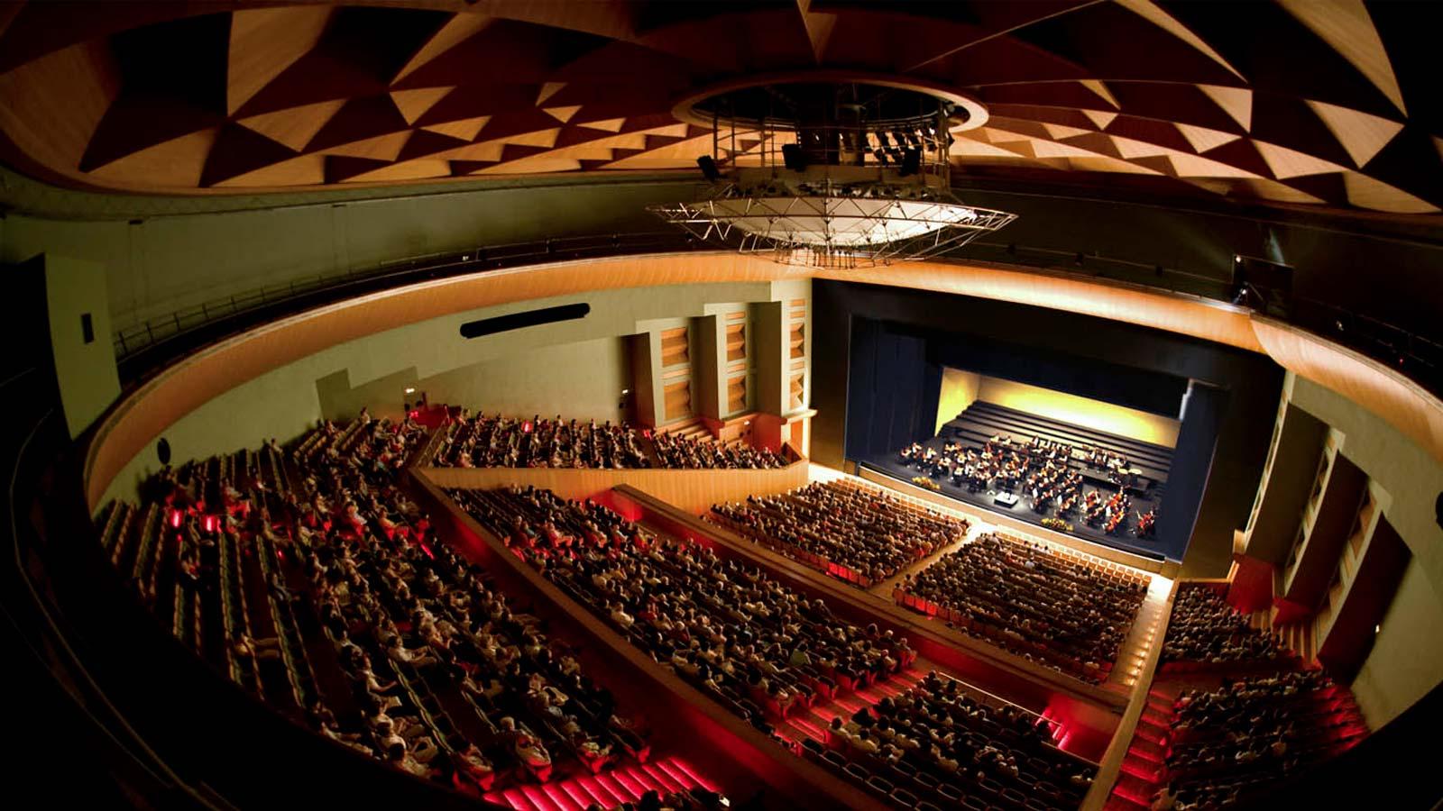 seville theatre maestranza