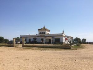 dehesa de abajo visitors centre seville