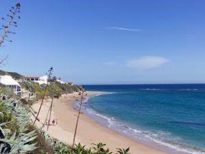 canos de meca beach cadiz