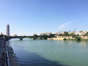 seville guadalquivir river